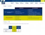 Page de contenu du site Internet Jubault constructions Morbihan 56