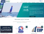 Page présentation du site Internet Team Lorina Golfe Morbihan à Vannes dans le Morbihan 56