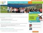 Page projet éducatif du site Internet Lycée Anne de Bretagne à Vannes dans le Morbihan 56