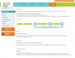 Page parcours du site Internet Lycée Anne de Bretagne à Vannes dans le Morbihan 56