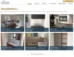 Page réalisations du site Internet Mr rénove à Vannes dans le Morbihan 56