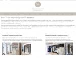 Page savoir-faire du site Internet Nicole Couture à Vannes dans le Morbihan 56