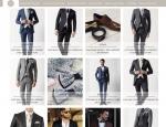 Page costumes hommes du site Internet Nicole Couture à Vannes dans le Morbihan 56