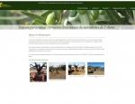 Page partenaires du site Oliviers Centenaires à Vannes dans le Morbihan 56