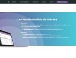 Page fonctionnalités du site Internet Ouirésa, Solution web de réservation à Vannes dans le Morbihan 56