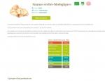 Page produit (fruit séché) du site Internet Ressources Bio importateur de fruits séchés à Vannes dans le Morbihan 56
