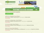 Page randonnées du site Internet Sentiers en France à Vannes dans le Morbihan 56