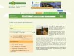 Page inscription du site Internet Sentiers en France à Vannes dans le Morbihan 56