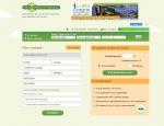 Page mon compte du site Internet Sentiers en France à Vannes dans le Morbihan 56