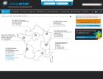 Page sites du site Internet Techinter à Vannes dans le Morbihan 56