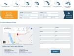 Page contact du site Internet Utilitaires Concept à Vannes dans le Morbihan 56