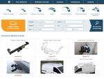 Page accessoires du site Internet Utilitaires Concept à Vannes dans le Morbihan 56