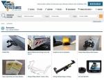 Page accessoires du site Internet Vannes-utilitaires à Vannes dans le Morbihan 56