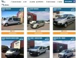 Page véhicules du site Internet Location Vannes Utilitaires à Vannes dans le Morbihan 56