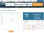Page contact du site Internet Location Vannes Utilitaires à Vannes dans le Morbihan 56