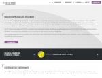 Page présentation du site Internet l'Atelier des Pratiques à Vannes dans le Morbihan 56