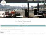 Page présentation du site Internet Daily Gourmand à Vannes dans le Morbihan 56