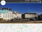 Page contact du site Internet Daily Gourmand à Vannes dans le Morbihan 56