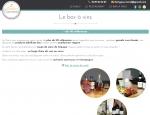 Page bar à vins du site Internet Daily Gourmand à Vannes dans le Morbihan 56