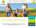 Page Adhérer du site Internet Santé Liberté Bretagne à Vannes dans le Morbihan 56