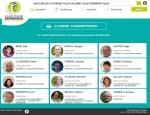 Page conseil d'administration du site Internet Santé Liberté Bretagne à Vannes dans le Morbihan 56