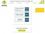 Page tarifs membres du site Internet Santé Liberté Bretagne à Vannes dans le Morbihan 56