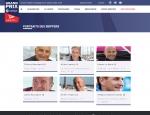 Tous les skippers présentés sur la page du site Internet Grand Prix Valdys