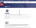Les initiateurs du projet Grand Prix Valdys