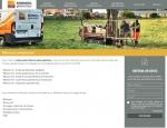 Page Métier du site Internet Kornog à Vannes dans le Morbihan 56