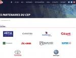 Liste des partenaires du Cep Lorient Basket ball