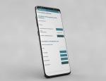 Formulaires de l'application mobile Aquascope