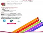 Site Internet  de BLG peinture à Quiberon dans le Morbihan (56)