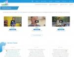 Page témoignage du site Internet Devenir Enseignant