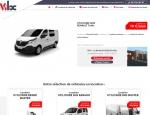 Fiche véhicule du site Internet Viloc