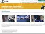 Page de présentation du site Internet de l'Auto-école de Cliscouët à Vannes - Agence web Grouplive Vannes et Lorient 56