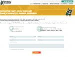Page de contact du site Internet de l'Auto-école de Cliscouët à Vannes - Agence web Grouplive Vannes et Lorient 56