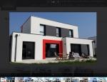 Galerie de rélisations site internet vitrine responsive Bati Confort - Agence web Grouplive à Vannes et Lorient