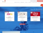 Agenda des événements de la plateforme de réservation de camping Plein Air Locations - Création du site agence web Grouplive à Vannes et Lorient
