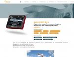 Page produits du site Internet responsive Safim solutions