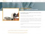 Page métier du site Internet responsive Safim solutions