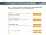 Page formations du site Internet responsive Safim solutions