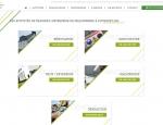 Page des services site Internet responsive Tradibat Auray, Vannes 56 - Agence web Grouplive à Vannes et Lorient