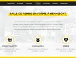 Site Internet Fitness Time, salle de sport à Hennebont dans le Morbihan (56)