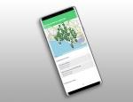 Liste des randonnées  de l'application Android et iOS Sentiers en France