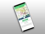 Détails d'une randonnée  de l'application Android et iOS Sentiers en France