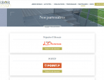 Page partenaires site Arbor Design