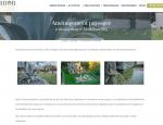 Page services site Arbor Design