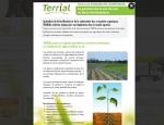 Documents consultables en ligne Terrial, web application mobile